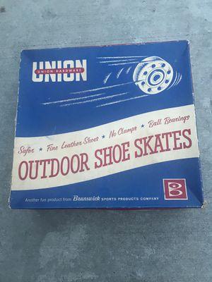 Vintage Brunswick Skates $50 for Sale in Riverside, CA