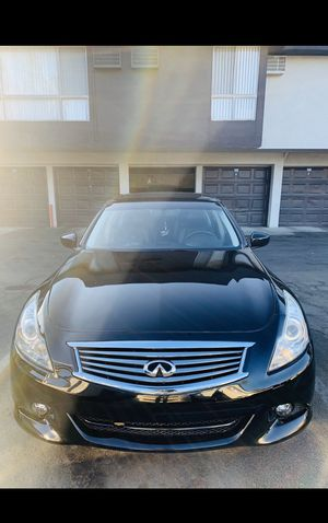 2013 INFINITI G37 for Sale in Los Angeles, CA