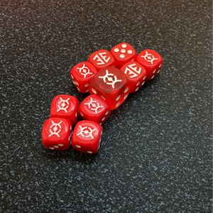Evolution Dices (10) for Sale in Franklin Park, IL
