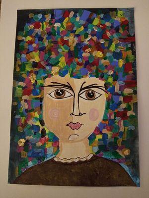 Amanda painting for Sale in Scottsdale, AZ