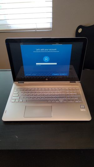 HP ENVY 360 m6-aq005dx for Sale in Anaheim, CA
