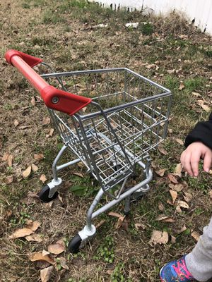 Child's Real Grocery Buggy Cart for Sale in La Vergne, TN