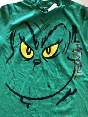 New Men's Small Grinch shirt. for Sale in Riverside, CA