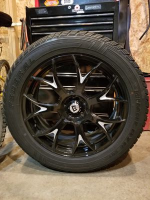 5 lug 265/50 R20 for Sale in Gig Harbor, WA
