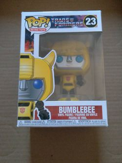 FUNKO POP TRANSFORMERS BUMBLEBEE for Sale in Los Angeles,  CA