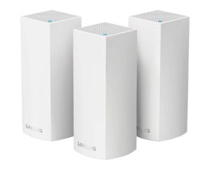 Linksys Velop Tri-Band Mesh WiFi System + 2 Year Geek Squad Protection Plan for Sale in Tempe, AZ