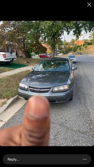 2004 CHEVY IMPALA 3800 SERIES for Sale in Hillcrest Heights, MD