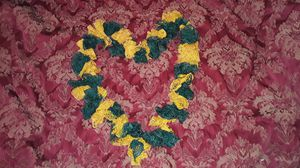 Yellow & green crochet scarf for Sale in Chicago, IL