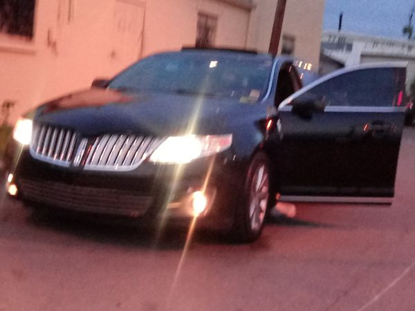 Limo company going out of business 12 lincoln mks livery