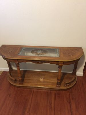 Vintage hallway/ console Table for Sale in Tracy, CA
