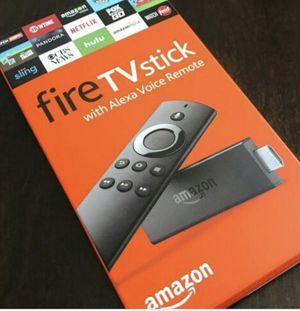 Jailbroken fire tv stick for Sale in Phoenix, AZ