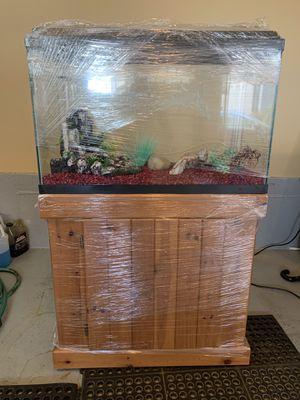 29 Gallon Fish Tank for Sale in Monroe Township, NJ