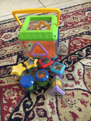 Musical shape sorter for Sale in Germantown, MD