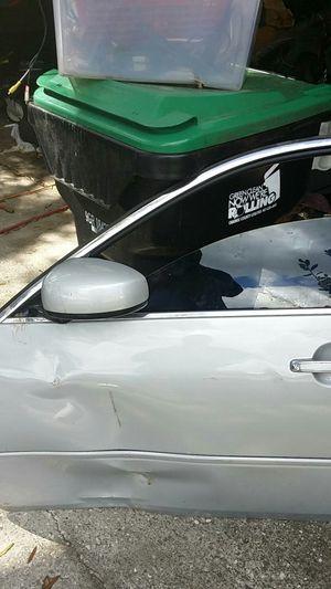 2006 Infiniti M35 driverside mirror with door for Sale in Orlando, FL