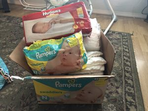 Huggies & Pampers for Sale in Bremerton, WA