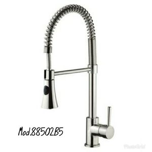 "Stainless steel kitchen faucet New 19"" tall / nuevo lavamanos para cosina nuevo 19"" de alto for Sale in Fontana, CA"
