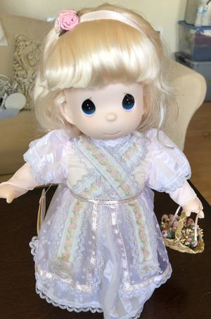 Precious Moments Janelle Doll for Sale in Spring Valley, CA