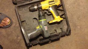 Dewal Drill end crasma drill make me offer for Sale in River Rouge, MI