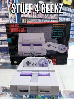 Super Nintendo System with box for Sale in Redondo Beach, CA