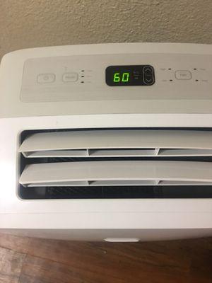LG 10,200 BTU 115V Portable Air Conditioner with Remote Control, White for Sale in Tempe, AZ