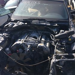 Mercedes Benz s500 for parts for Sale in Chula Vista,  CA