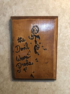 Wood Frame woman for Sale in Clarksburg, WV