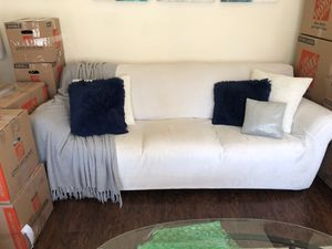 "Free 84"" sofa for Sale in Hayward, CA"
