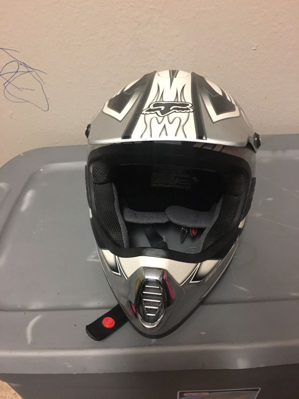 Fox Racing Youth Helmet