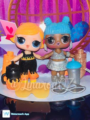 Fire & Ice Lights LOL Surprise Dolls Doll for Sale in Miami, FL
