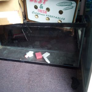 Fish Tank With Stand for Sale in Fresno, CA