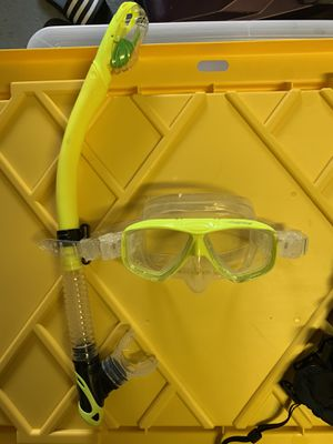 Snorkel package for Sale in San Francisco, CA