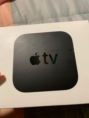 Apple TV 4th generation for Sale in Oakland, CA