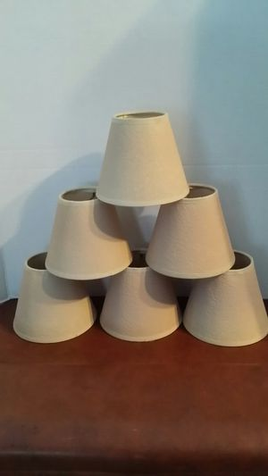 Small lamp Shades for Sale in High Point, NC