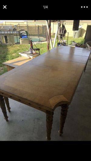 Formal dining table for Sale in Riverside, CA