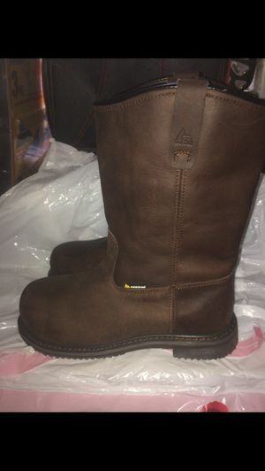 Brand New Slip on Work Boots - Great Condition for Sale in Springfield, TN