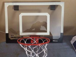 Xl large mini basketball hoop for Sale in Woodbridge Township, NJ
