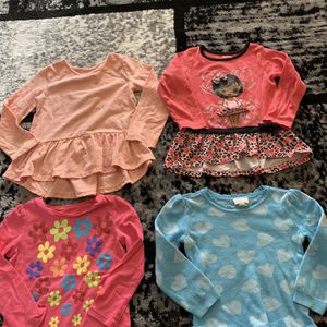 Girls Blouses Size 2-3T for Sale in New Britain, CT