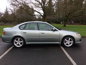 2009 Subaru Legacy 2.5i Limited for Sale in Tigard, OR
