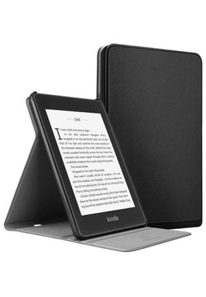Fintie Flip Case for All-New Kindle Paperwhite (10th Generation, 2018 Release) - Multiple Angle Ultra Slim Lightweight Stand Cover with Auto Sleep/Wa for Sale in Pomona, CA