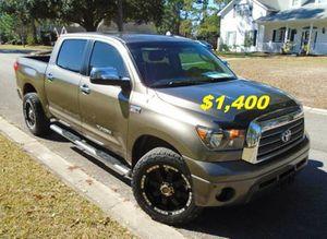 🎁$1400 🔥Non Smoker🔥 2008 Toyota Tundra🎁 for Sale in Anaheim, CA