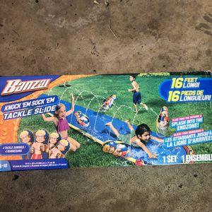 Knock 'em tackle slide NEW for Sale in San Leandro, CA