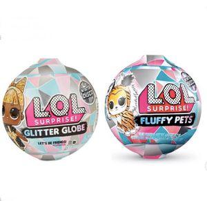 LOL Surprise dolls set two ** 2-glitter globe ( winter disco ) for Sale in Bellingham, WA