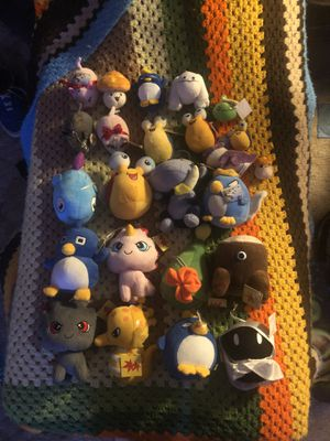 Maplestory Plushies 24 pieces for Sale in Greenville, SC