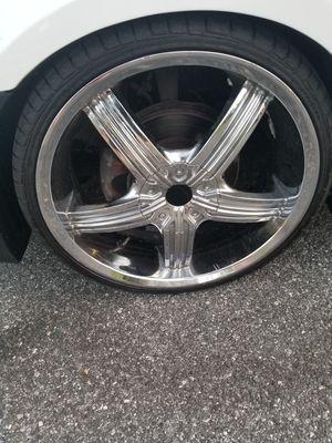 F/t or f/s 20inch wheels for Sale in New Castle, DE