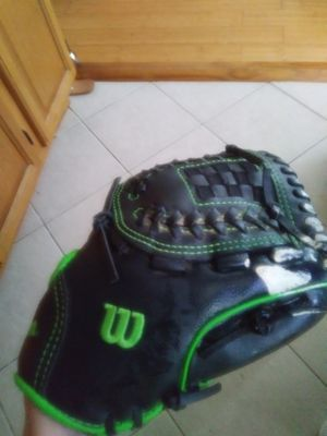 Wilson kids baseball glove for Sale in West Hempstead, NY