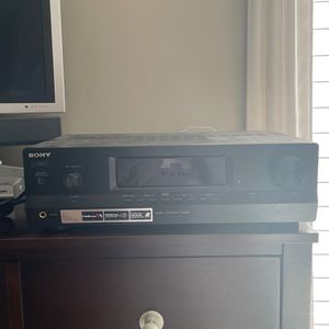 Sony Receiver Audio Control Center for Sale in Warwick, RI