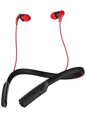 Skullcandy Method Bluetooth Wireless Sweat-Resistant Sport Earbuds with Microphone, Secure Around-The-Neck Collar, 9-Hour Rechargeable Battery, Perfe for Sale in Gardena, CA