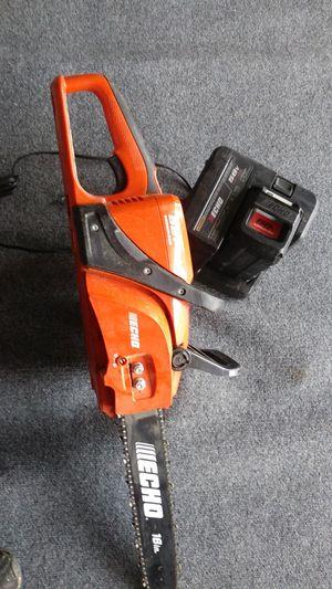 Echo 16 inch chainsaw for Sale in Avondale, AZ