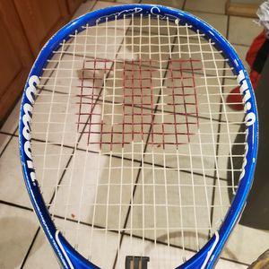 Wilson volcanic frame tennis racket for Sale in Houston, TX
