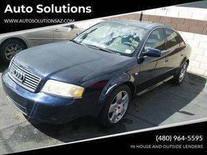 2004 Audi A6 for Sale in Mesa, AZ